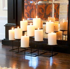 Galiana 9-Candle Candelabra
