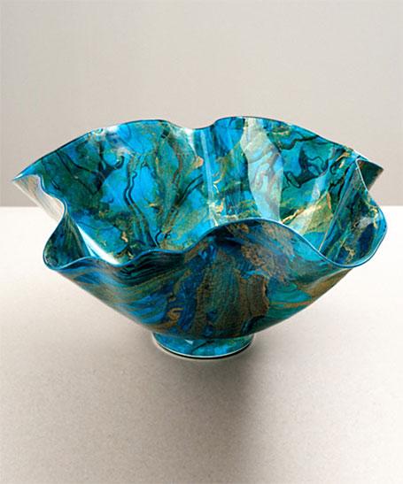 Glass Bowl, Kolman