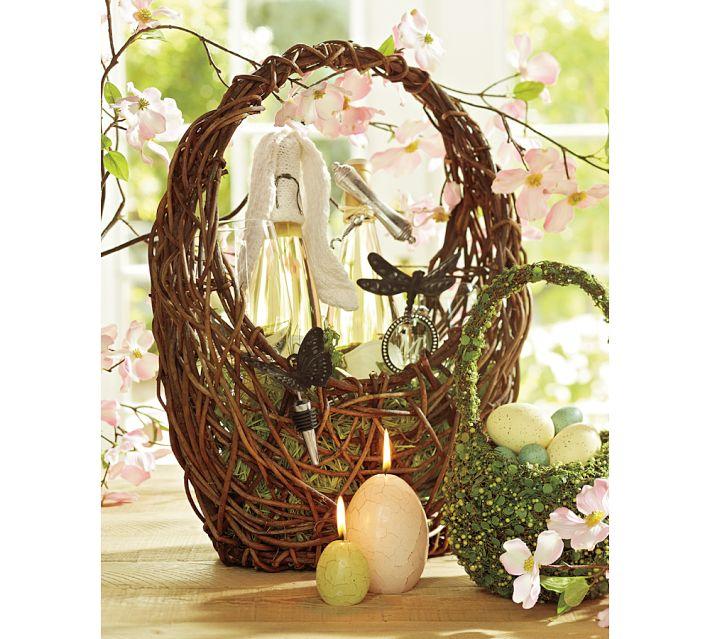 Grapevine Basket, Pottery Barn