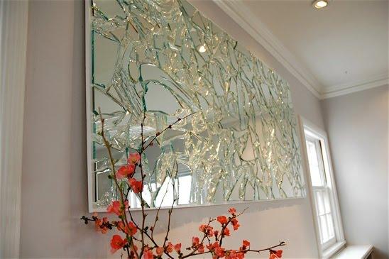 broken-mirror-Mirror-Wall-Art-wall-decoration-ideas