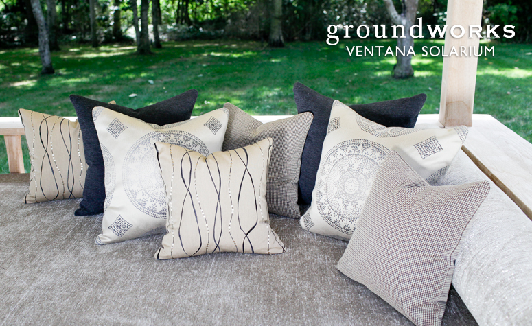 Groundworks Ventana Solarium, Lee Jofa
