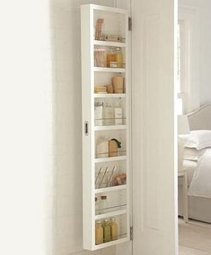 Seven-Shelf Storage Cabinet, Grandin Road