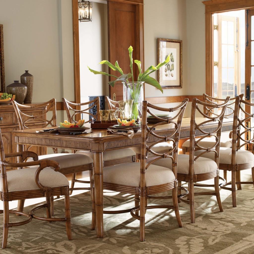 Beach House Boca Grande Dining Table, Tommy Bahama Home