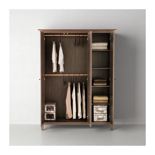 Hemnes Wardrobe, IKEA