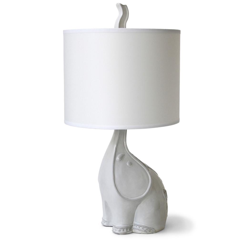 Utopia Elephant Table Lamp, Jonathan Adler