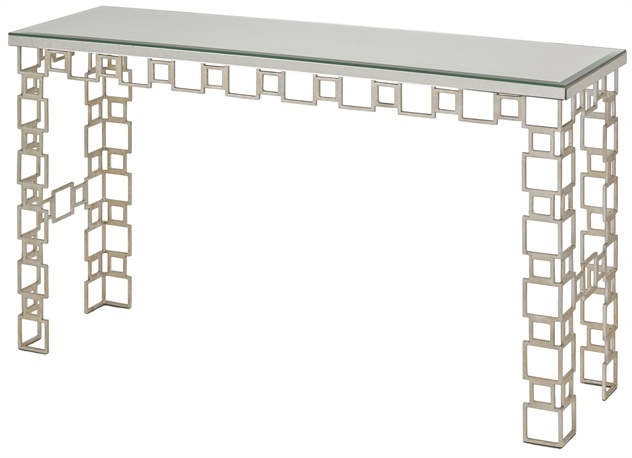 Euclid Console Table, Currey & Co.