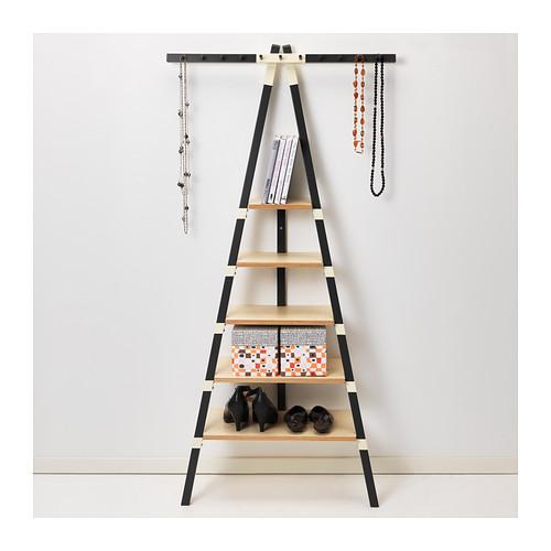 Wall Shelf with 11 Knobs, IKEA PS 2014