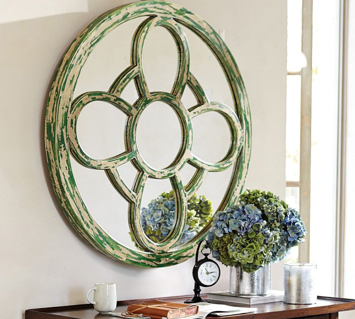 Windowpane Mirror, Pottery Barn