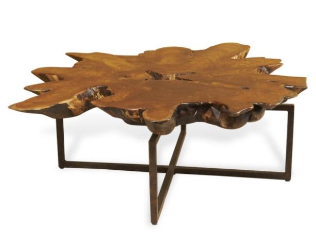 Tectona Cocktail Table, Lillian August