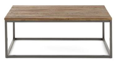 "Elm 48"" Rectangular Coffee Table, JC Penney"