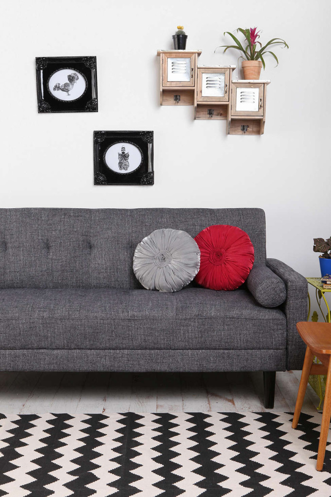 Night & Day Convertible Sofa, Urban Outfitters