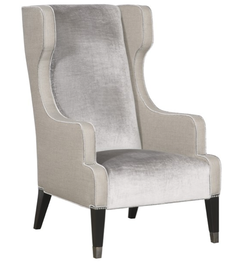 James Street Wing Chair, Thom Filicia