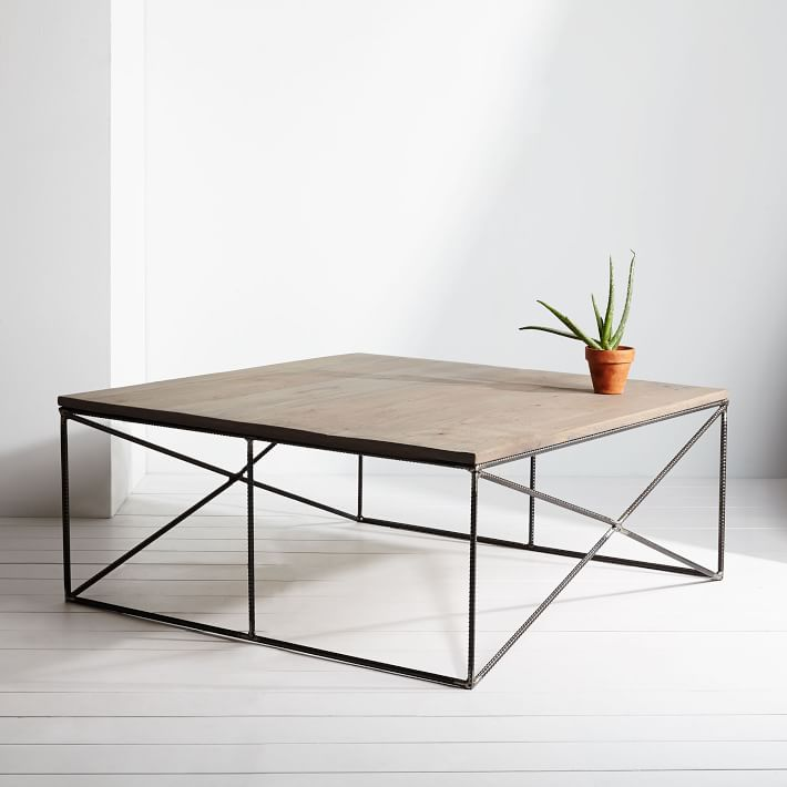 Lamon Luther Jones Coffee Table, West Elm