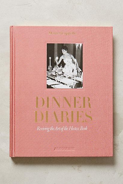 Dinner Diaries: Reviving The Art Of The Hostess, Anthropologie