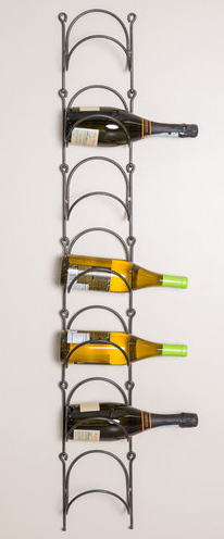 Hang on a Prosecco Wine Rack, Modcloth