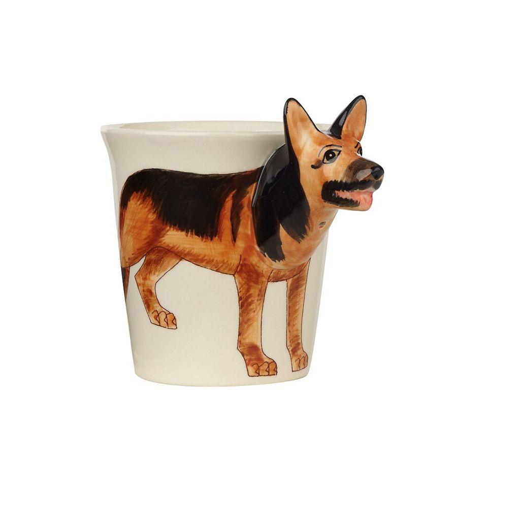German Shepherd Dog Mug, The Company Store