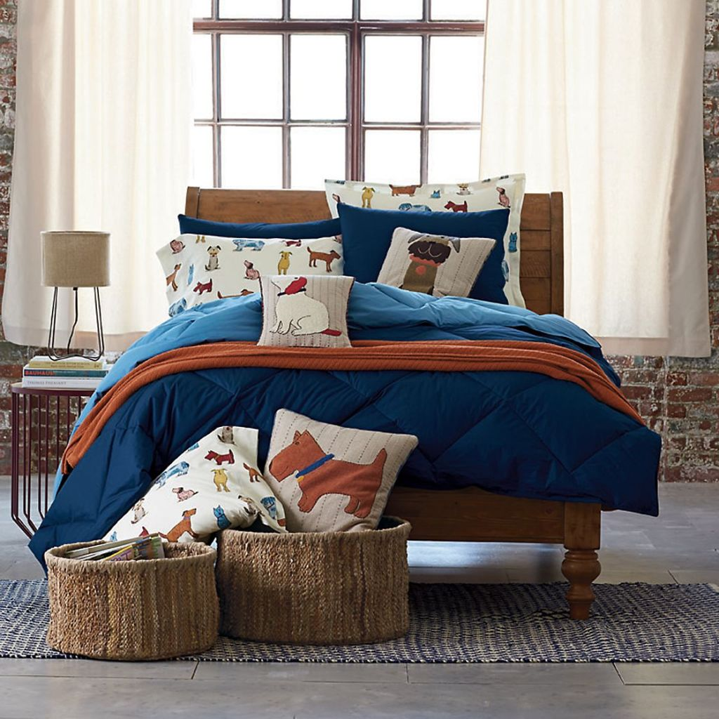 Dog Pound Percale Bedding, The Company Store