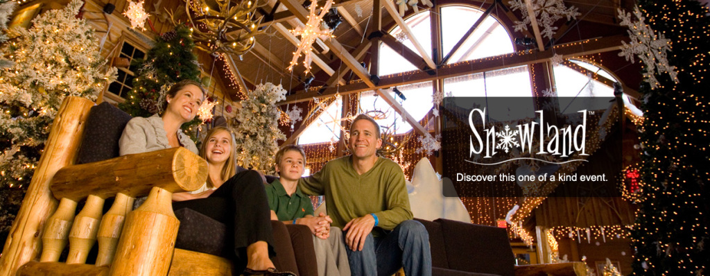 Snowland, Great Wolf Lodge