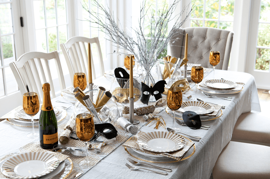 New Year's Eve: All That Glitters