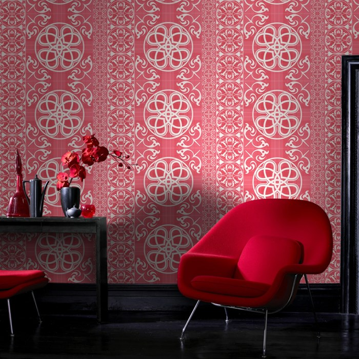 Isabella Red by Marcel Wanders, Graham & Brown