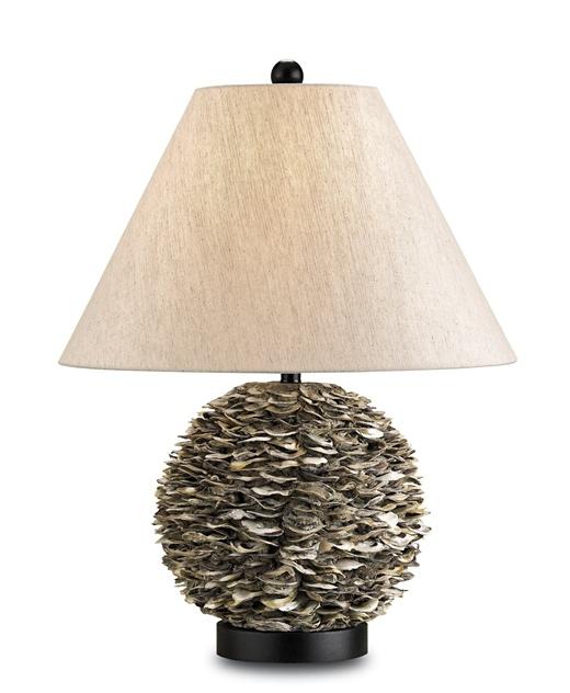 Amalfi Table Lamp, Currey & Company