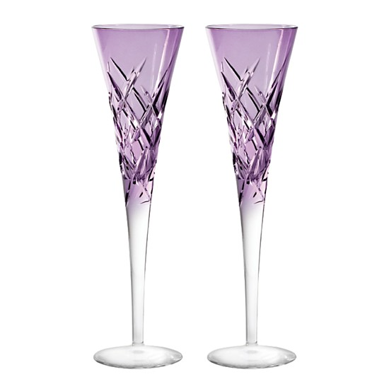 "Vera Wang Wedgwood ""Duchesse Encore"" Color Champagne Flute, Bloomingdale's"
