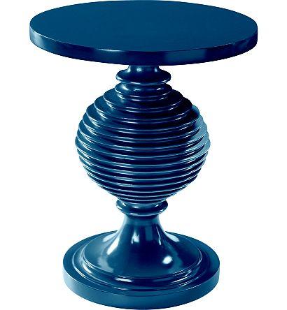 Serena Side Table, Alexa Hampton via Hickory Chair