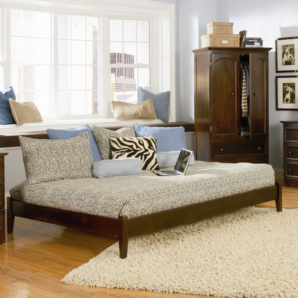 Concord Platform Bed, Atlantic Furniture (Available at Wayfair)