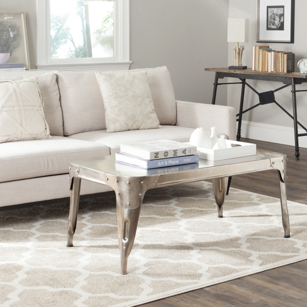 Fox Classic Coffee Table by Safavieh, Available at AllModern