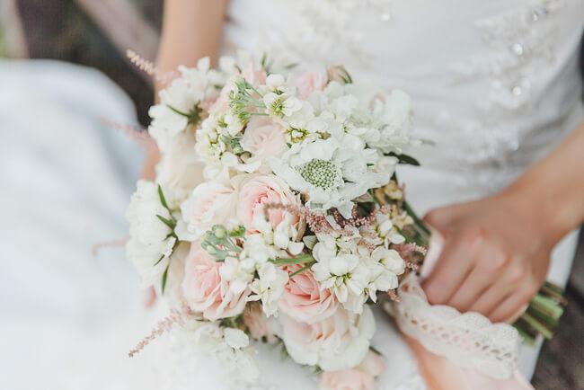 Romantic Bridal Bouquets