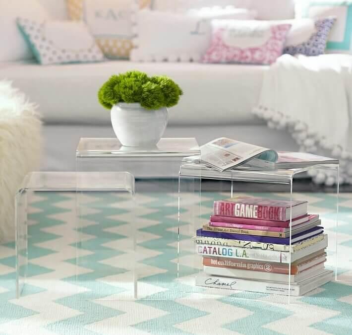 Design Trends 101: Transparent Furniture