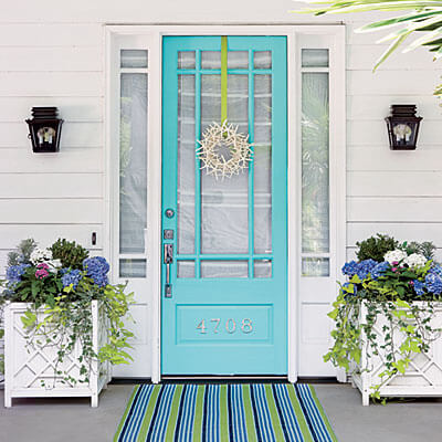 Make Your Front Door Fabulous!