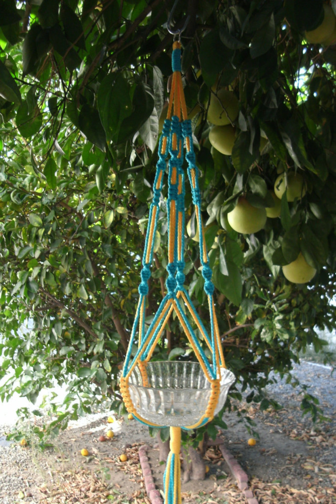 Macrame Plant Hanger- Serenity Macrame on Etsy