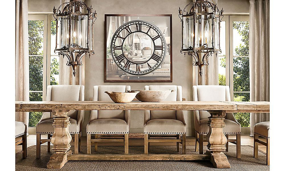 Are We Seeing A Dining Room Revival?