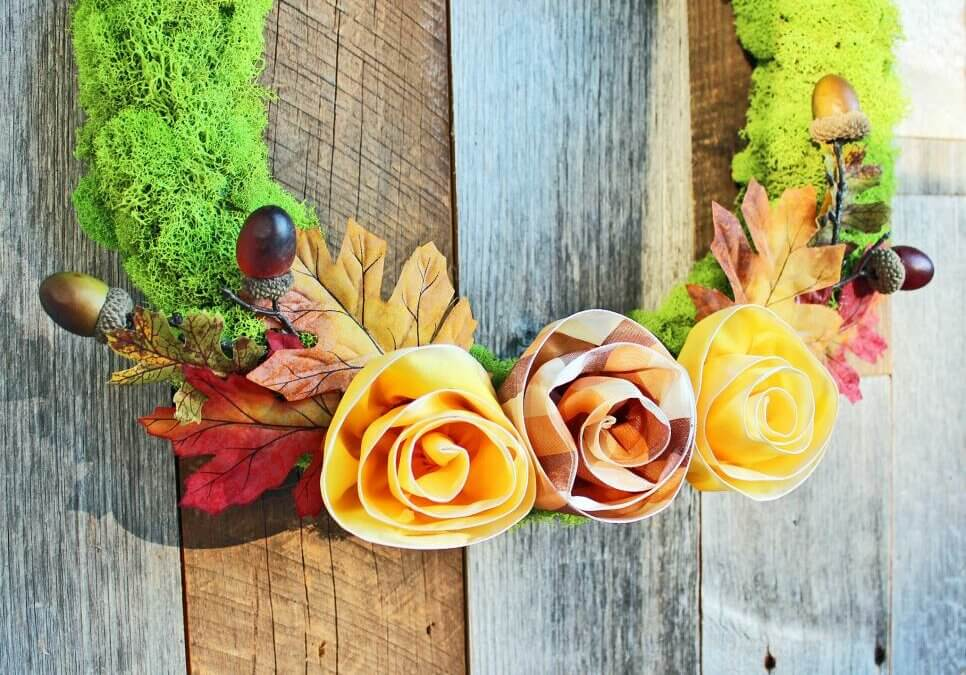 A Fall Festival for Your Front Door!
