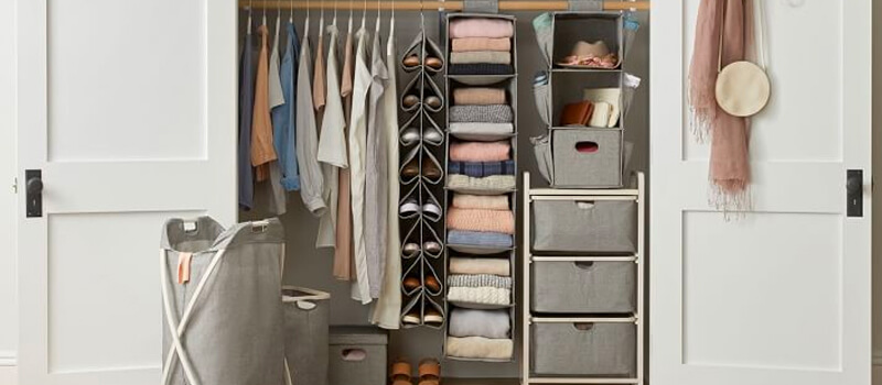 How to Give Your Closet a Makeover